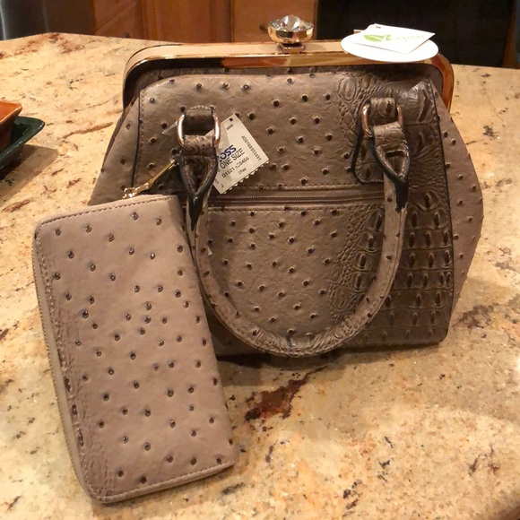 62f15eba9e7b Le Miel Bags | Vegan La Miel Purse With Matching Wallet | Poshmark